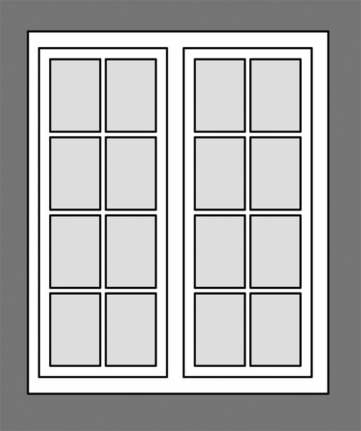 Hvilke vinduer skal jeg velge