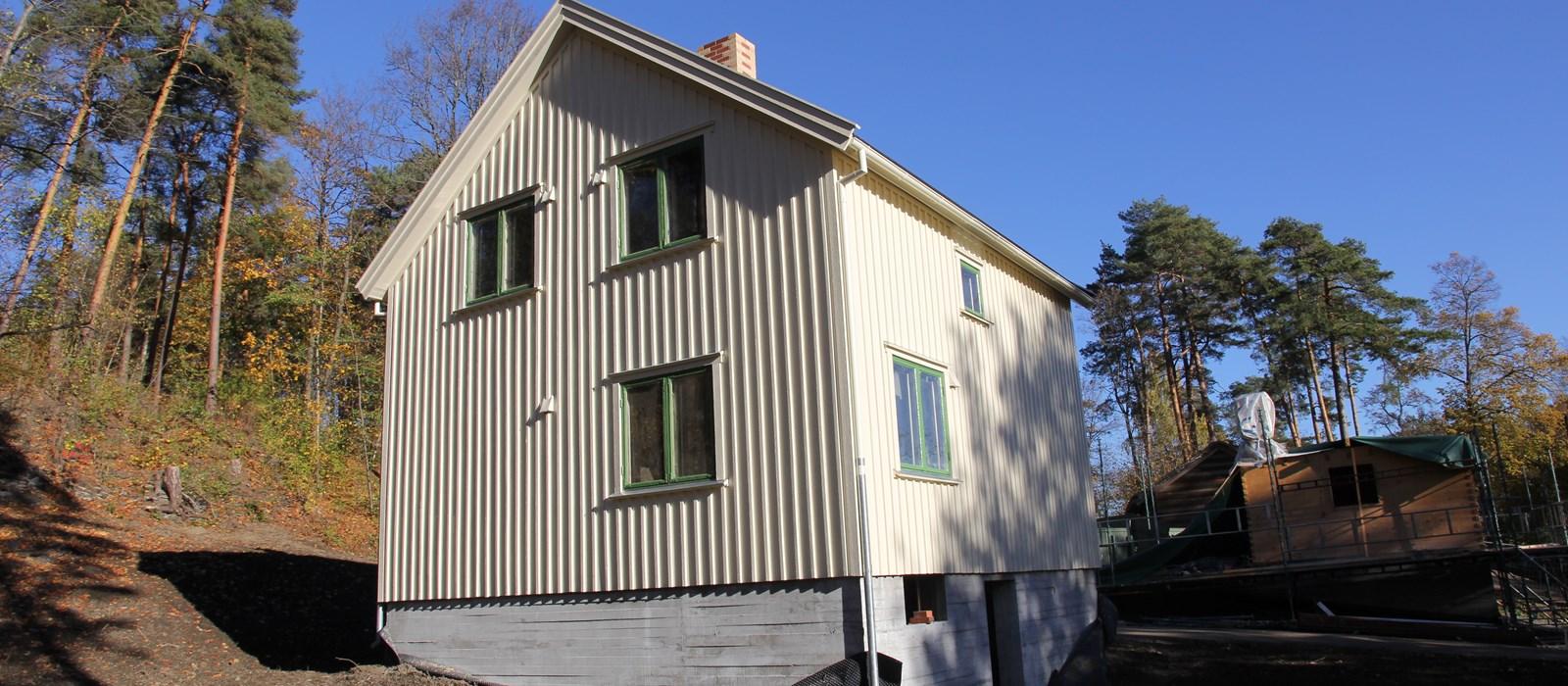 70f08517 Hus i bindingsverk - Bygg og Bevar
